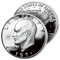 Le Dollar du Général Eisenhower