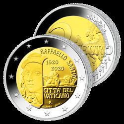 2 Euros Vatican 2020 – Le...