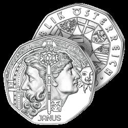 5€ Argent Nouvel An 2021