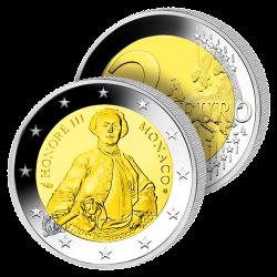 2 Euros Monaco 2020 –...
