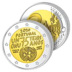 2 Euros Portugal 2020 –...