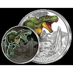 3 €uros Le Tyrannosaure 2020
