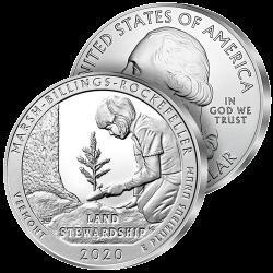 Monnaie Géante Vermont