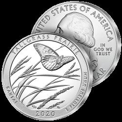 Monnaie Géante Kansas