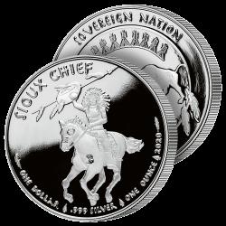 Nouveau Dollar des Sioux