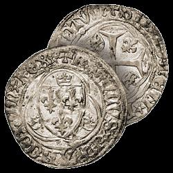 Le Blanc Argent de Charles VII