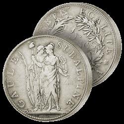 5 Francs Gaule Subalpine