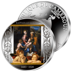 La Sainte Famille par Raphaël