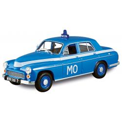 Police Varsovie 1951