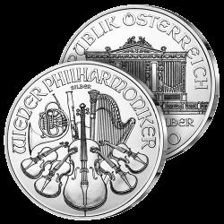 1,50€ Argent Pur Orchestre...