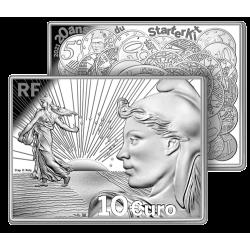 10 €uros Argent Pur Semeuse...
