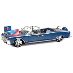 Lincoln Continental de Kennedy