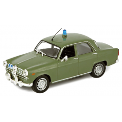 Alfa Romeo Giulietta Police...