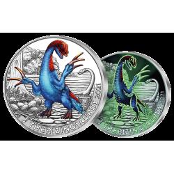 3 €uros Le Therizinosaurus...
