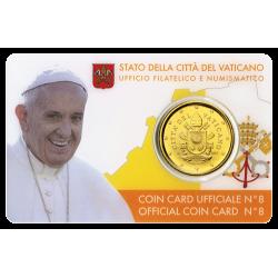 Miniset Demi-Euro Vatican 2017