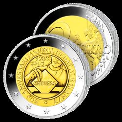 2 Euros Andorre 2015 –...