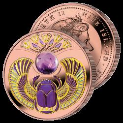 Dollar Scarabée Pharaonique
