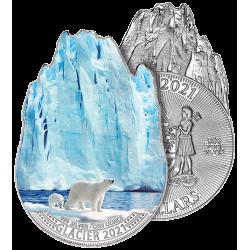 La Monnaie Glacier 2021