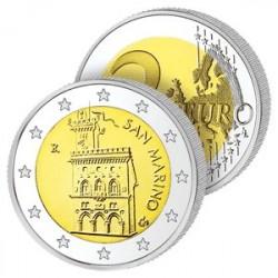 2 Euros Saint-Marin 2013 - Palazzo Publico