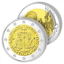 2 Euros Slovaquie 2013 - Arrivée des Saints