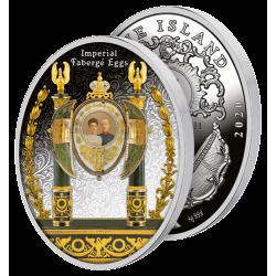 Œuf Empire Néphrite – 1902