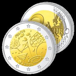 2 Euros Malte 2020 – Jeux,...