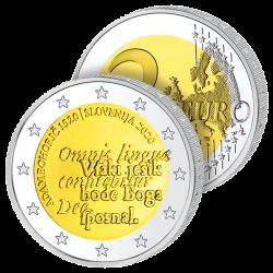 2 Euros Slovénie 2020 –...
