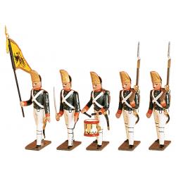 Grenadiers Russes – 1812