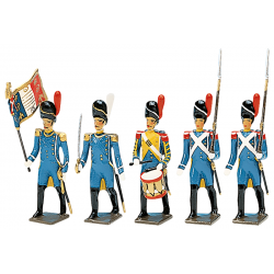 Régiment d'Isembourg – 1806
