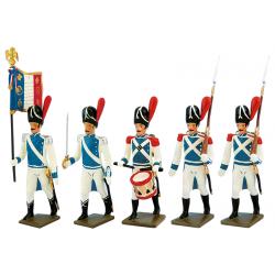 Grenadiers de Clèves et de...