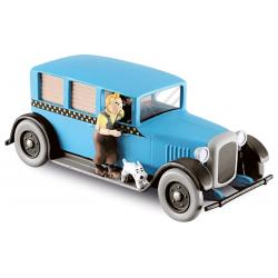 Taxi Tintin en Amérique 1929