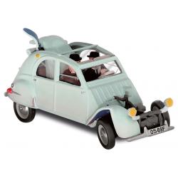 Citroën 2CV de Dupont et...