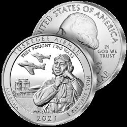 Monnaie Géante Alabama