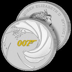Dollar James Bond 2021