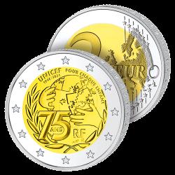 2 Euros France 2021 – 75e...