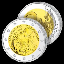 2 Euros Saint-Marin 2021 –...