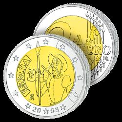 2 Euros Espagne 2021 – Don...