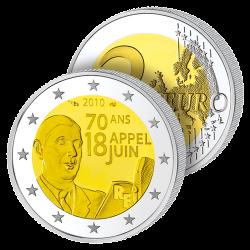 2 Euros France 2010 – Appel...