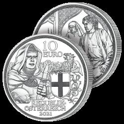 10€ Fraternité Couleurs 2021