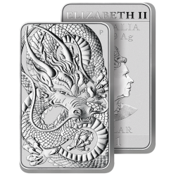 Dollar Argent Dragon 2021