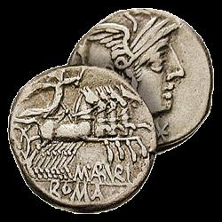Le Quadrige des Romains