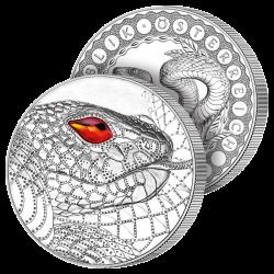 20 €uros l'Œil du Serpent