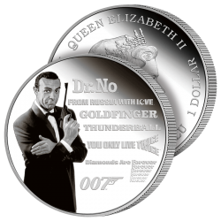 Dollar Héritage James Bond