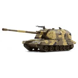 Tank Obusier MSTA Soviet 1989