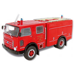 Fiat Autopompe Pompiers 1968