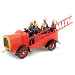 Pompiers 1920 : La Delahaye...