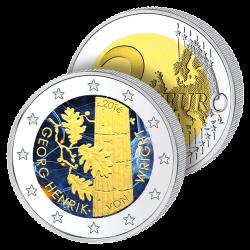 2 Euros Finlande Couleurs –...