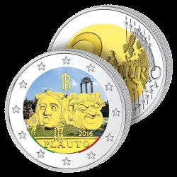 2 Euros Italie Couleurs –...