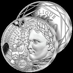 100€ Argent Napoléon