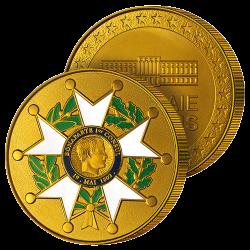 Mini-Médaille Officielle...